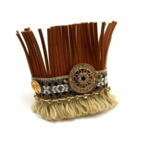 pulsera etnica boho indian chic