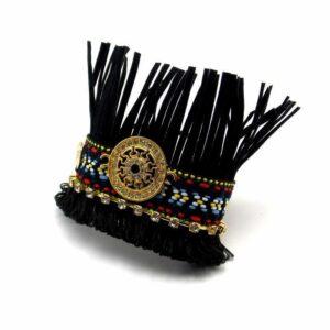 pulsera etnica boho handmade
