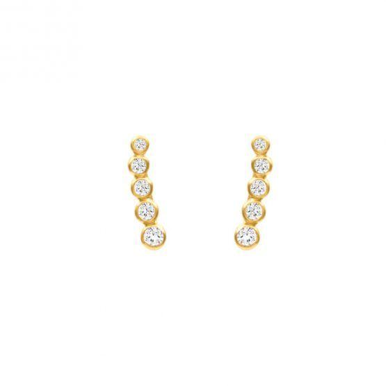 Pendiente-minimal-dirce-gold--trepador-oro-neska-polita2