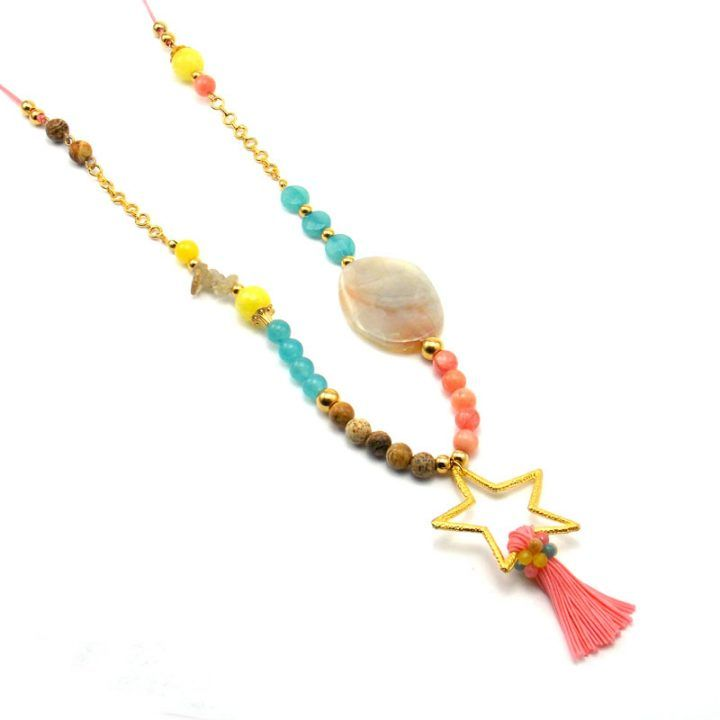 collares boho chic