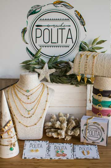 showroom boho made in spain neska polita