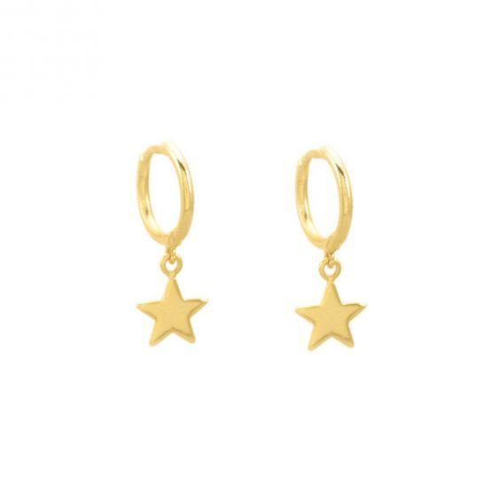 Pendientes-star-oro-estrella-aro-neska-polita3