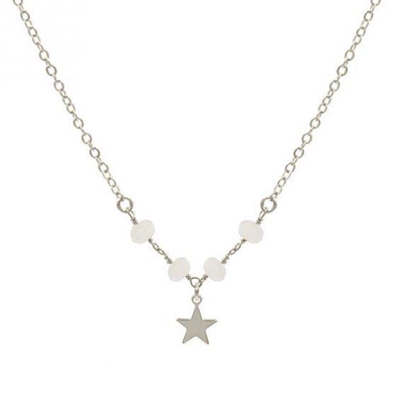 Choker-estrella-star-minerals-blanco-plata-neska-polita