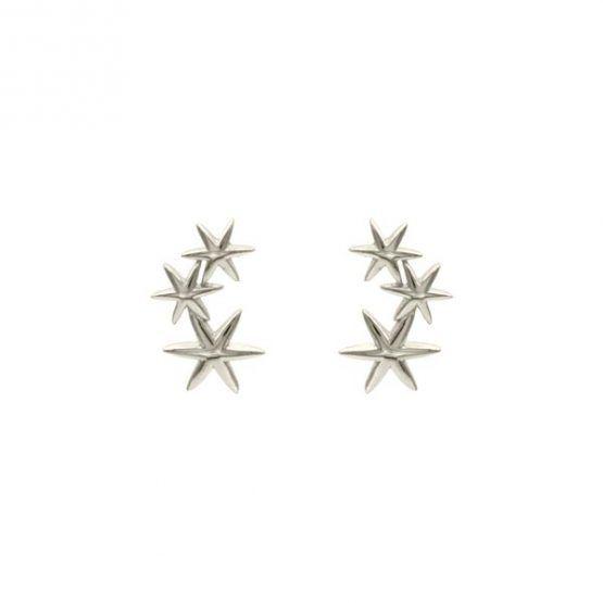 Pendientes-trepadores-galaxy-boho-estrellas-plata-neska-polita