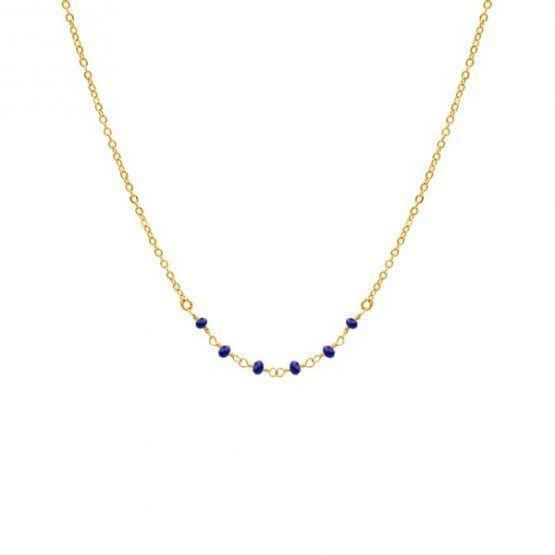 Collar-minerals-azul-oro-piedra-natural-neska-polita