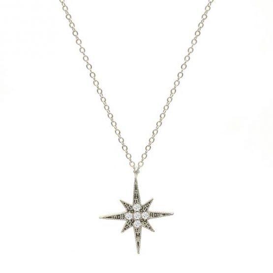 collar-boho-north-star-estrella-del-norte-plata-neska-polita