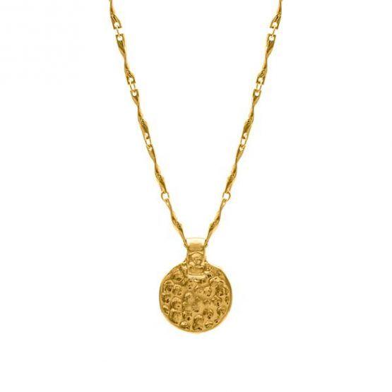 collar colette oro