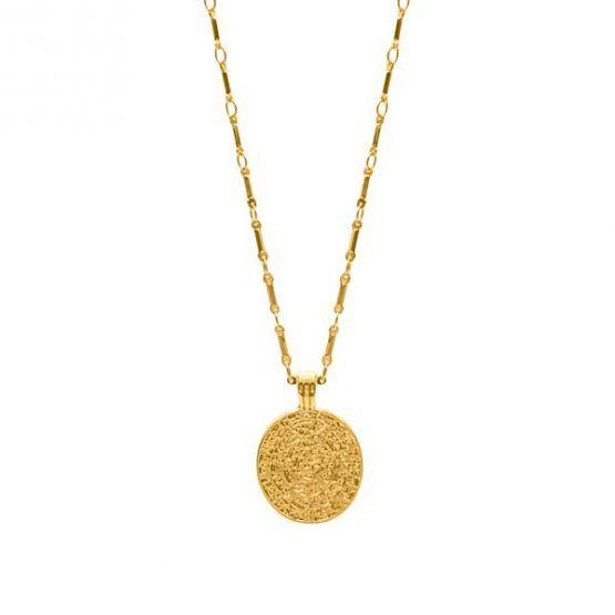 collar creta oro