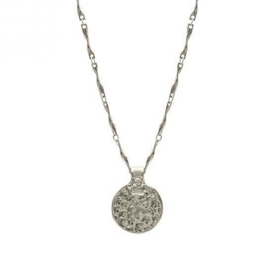 collar colette plata