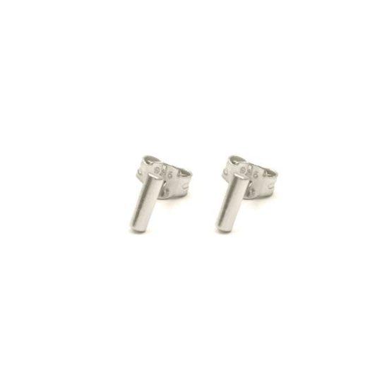 Pendientes-minimal-tiny-bar-plata-925-de-ley-neska-polita