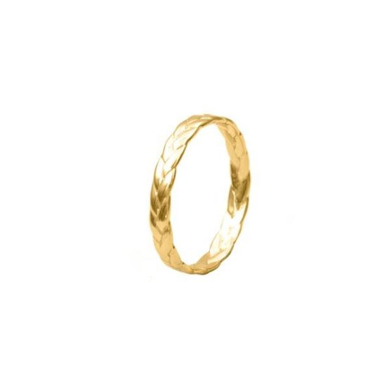 anillo jude oro