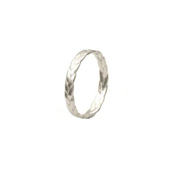 anillo jude plata