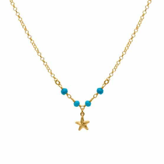 choker starfish oro
