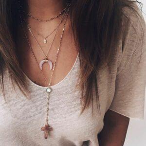 collar religious cruz