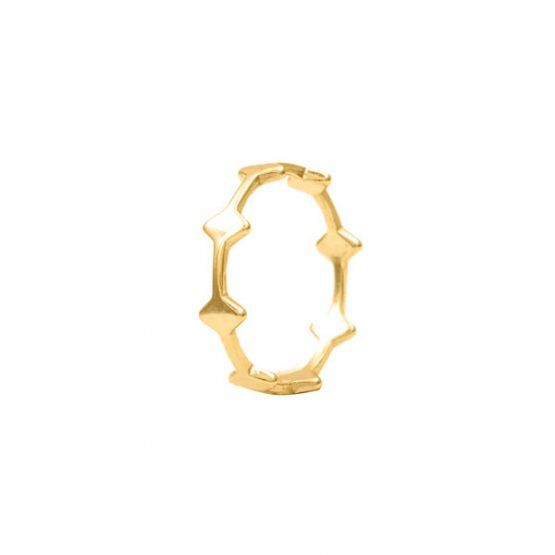 anillo rhombus oro
