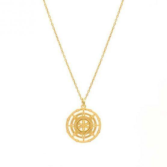 collar leah oro