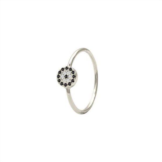 anillo naret plata
