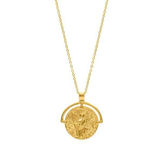 collar dorio oro