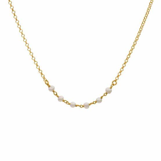 collar minerals perla oro