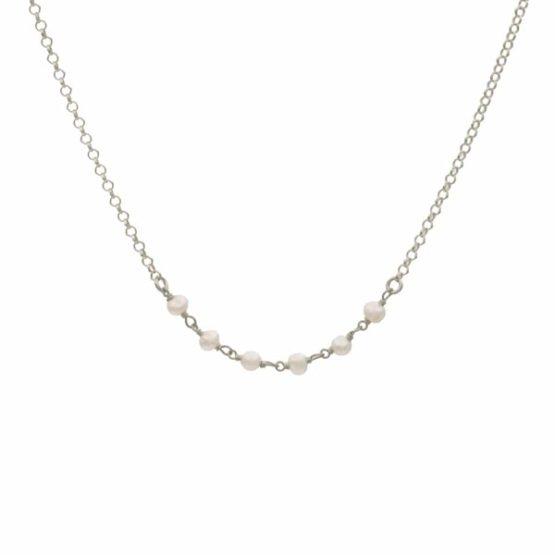 collar minerals perla plata