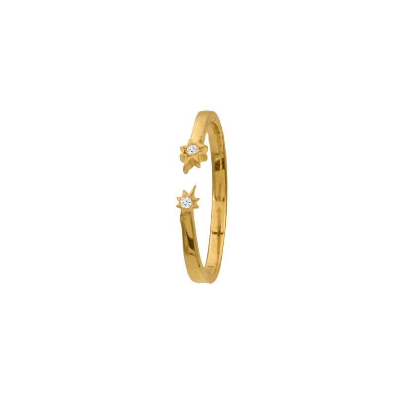 anillo maia oro