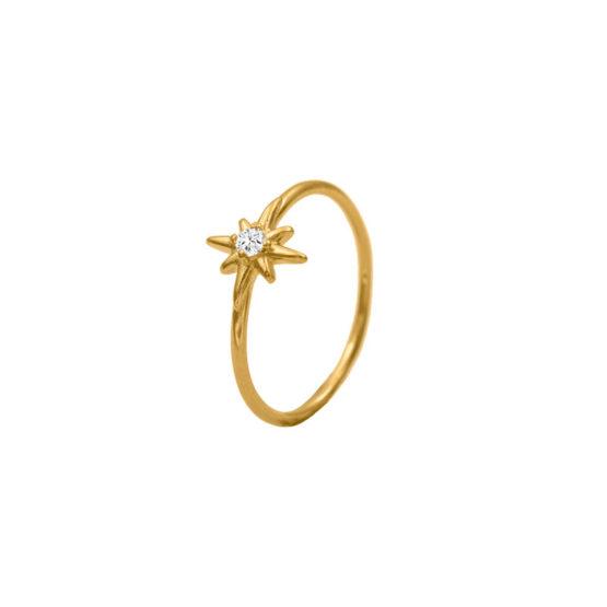 anillo polaris oro