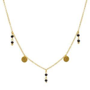 collar ciara oro