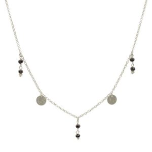 collar ciara plata