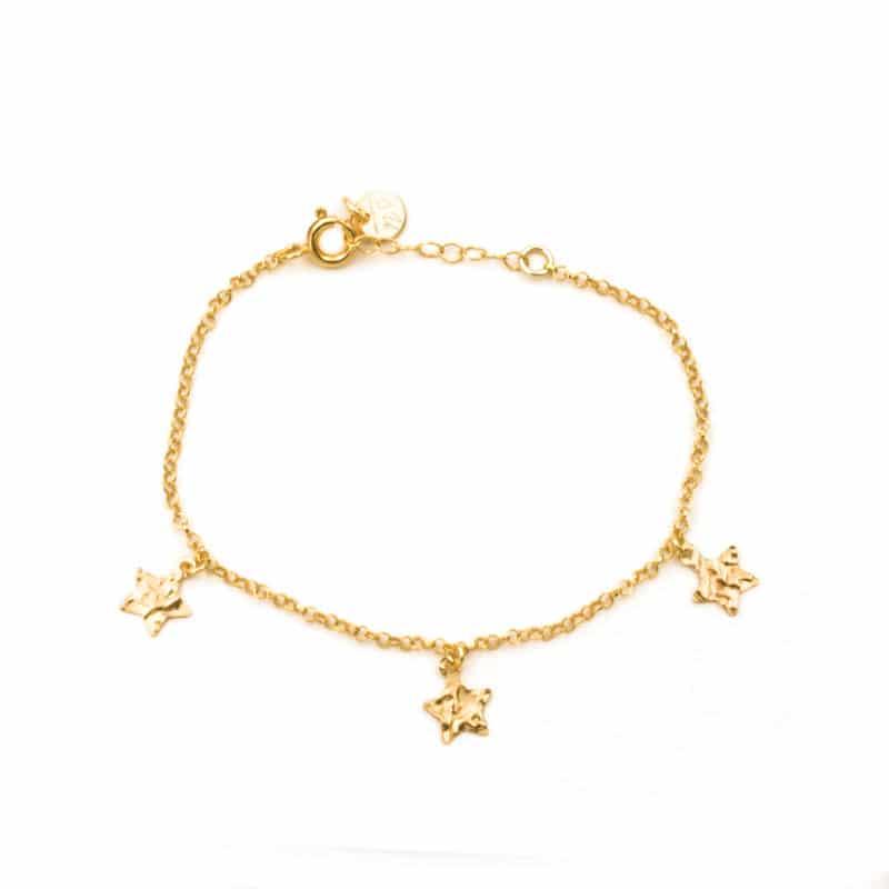 pulsera alexa oro