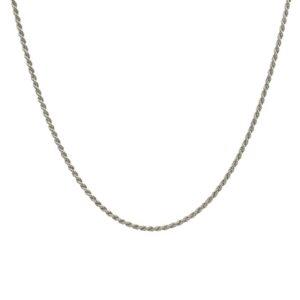 collar freja plata