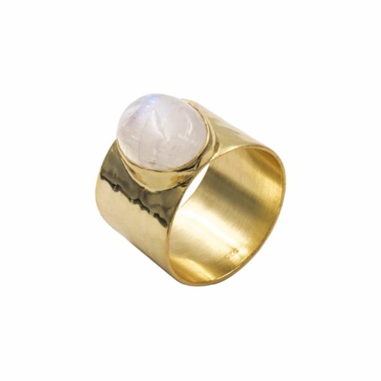 anillo enya oro