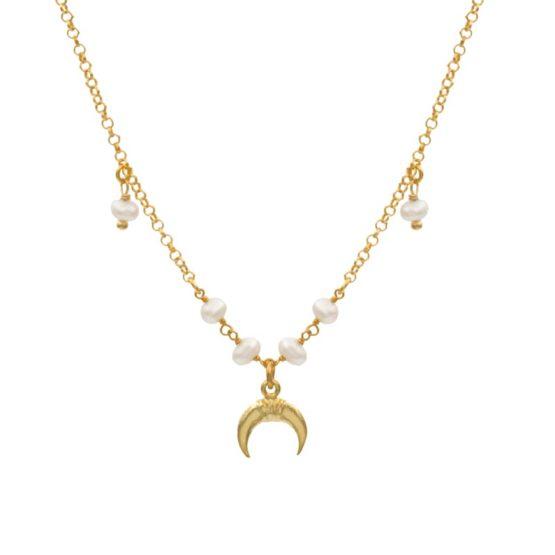 collar irina oro
