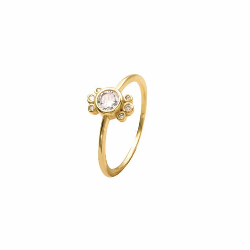 anillo louma oro