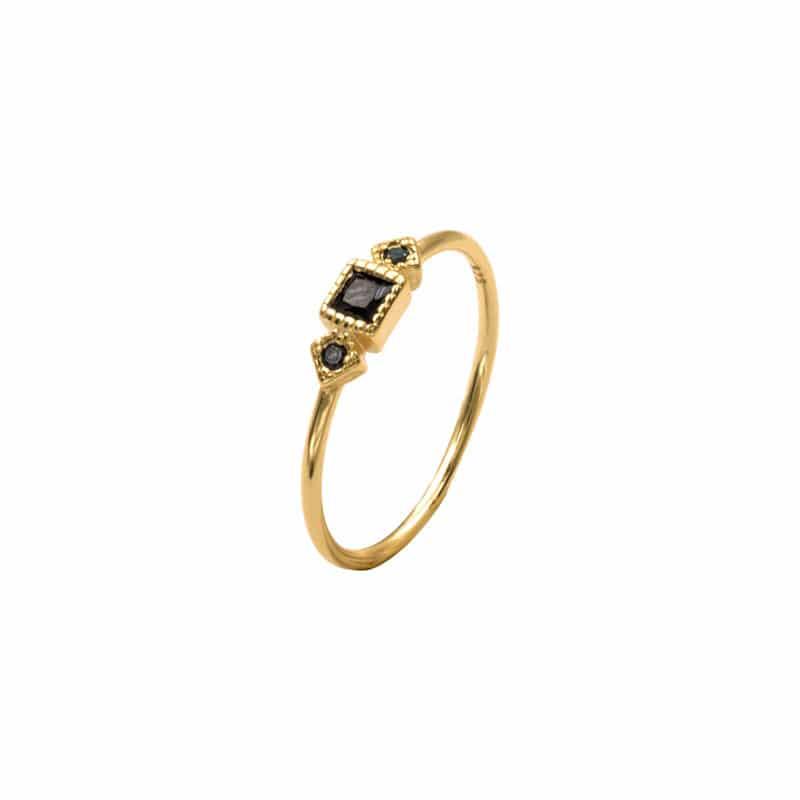 anillo olivia oro