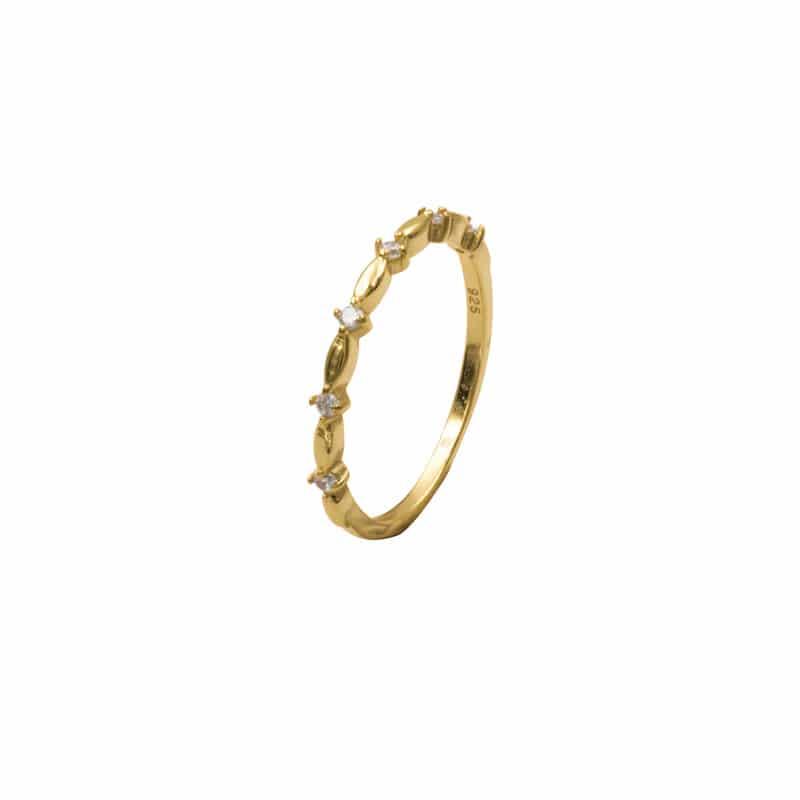 anillo samoa oro