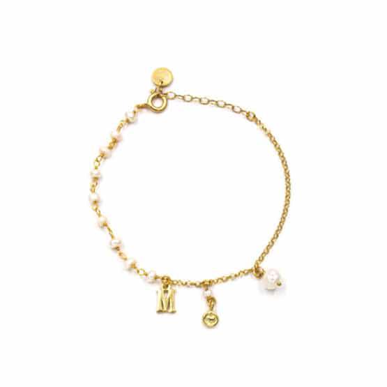 Pulsera-fiona-personalizable-iniciales-perla-oro-neska-polita