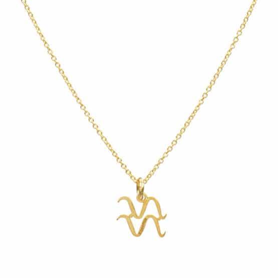 Collar-acuario-signo-zodiaco-oro-neska-polita