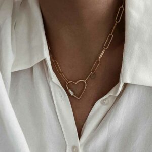 collar bihotza corazon