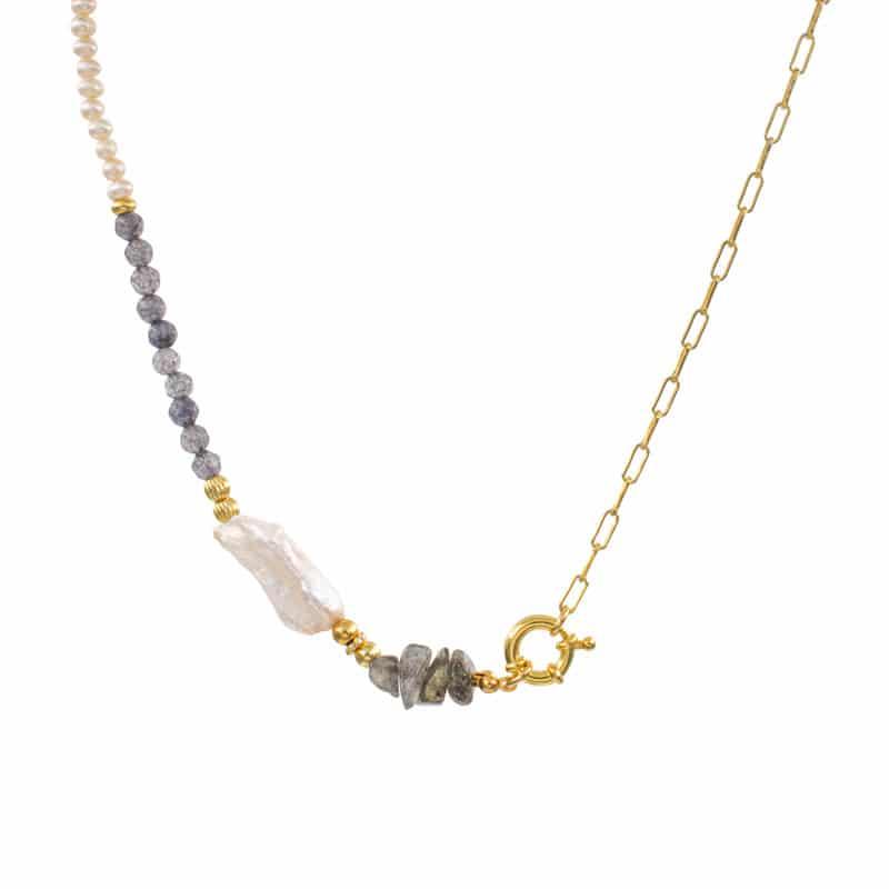 collar eloise oro