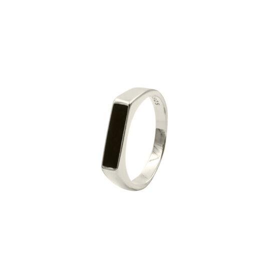 anillo marmont plata