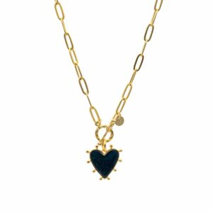 Collar-romeo-azul-cadena-oro-neska-polita
